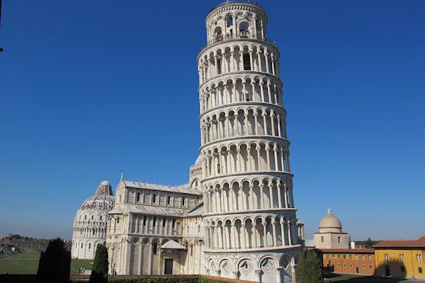 foto de Perché la Torre di Pisa pende?