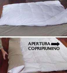 Come inserire facilmente il piumino nel copripiumino - Come mettere i cuscini sul letto ...