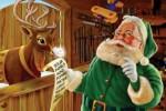In origine Babbo Natale era vestito di verde