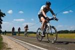 L'ironman si compone di 142 km di bicicletta