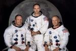Equipaggio Apollo 11: Armstrong, Collins e Aldrin