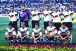 La formazione della Germania ovest ai mondiali 1990