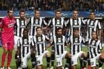 La formazione della Juve per la stagione 2013/2014