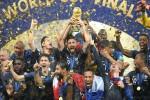 La vittoria ai mondiali di Russia 2018
