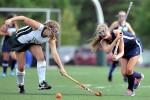 L'hockey su prato si gioca sui campi d'erba naturale o sintetica