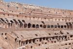 Particolare interno del Colosseo