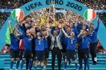 L'Italia campione d'Europa nel 2021