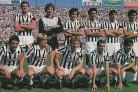La formazione della Juve per la stagione 1983/1984