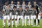 La formazione della Juventus, stagione 2017/2018