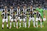 La formazione della Juventus, stagione 2016/2017