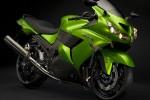 La Kawasaky Ninja ZX-14 è la 2° moto più veloce del mondo