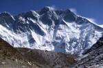 Il 4° monte più alto del mondo è il Lhotse