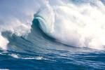 Le maree sono anche conosciute come 'Onde di marea'