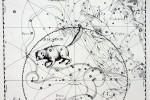 Raffigurazione dell'Orsa Minore