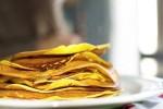I pancakes rappresentano l'alimento tipico del brunch negli Stati Uniti