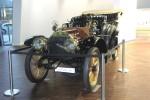 La prima Mercedes della storia, datata 1901