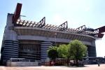 Esterno Stadio Meazza