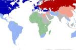 Alleati delle due potenze nel 1959