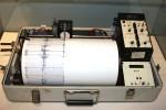 Il sismografo registra le onde sismiche provenienti dall'ipocentro