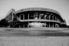 Esterno stadio di Strahov