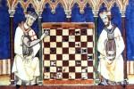 Templari che giocano a scacchi (manoscritto del 1283)