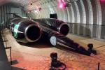 Il Thrust SSC è il veicolo più veloce del mondo