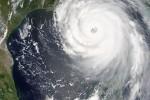 Il devastante uragano Katrina che ha colpito gli USA nel 2005