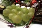 Mangiare 12 chicchi d'uva a Capodanno porta fortuna e ricchezza