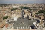 Il cuore del Vaticano è Piazza San Pietro