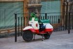 Vespa tricolore bandiera italiana