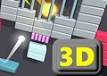 <b>Mattoncini 3D - Brick breaker 3D