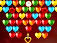 <b>Sparabolle con cuoricini - Bubble shooter valentines