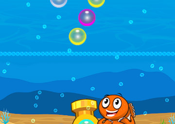 Chingawassa freedom for life for Bubble fish game