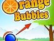 <b>Sparabolle con arancia - Orange bubbles