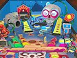 <b>Flipper simulato - Pinball simulator