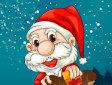 Pacman di Natale - Santa man