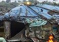 <b>Fuga dal villaggio tribale - Abandoned tribal village escape