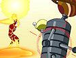 <b>Ben 10 Heatblast - Ben 10 saving sparksville