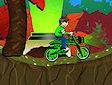 <b>Ben 10 space bike