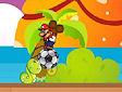 <b>Mario sul pallone 2 - Bouncing mario 2