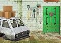 <b>Bloccato in officina - Ekey garage tool room escape