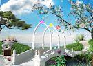 <b>Fuga giardino elfo - Elf garden