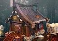 <b>Fuga dalla casa nella foresta - Escape from forest house