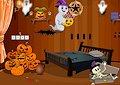 <b>Fuga dalla casa arancione - Halloween escape from orange house