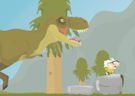 <b>Scappa dai dinosauri - Jurassic theft