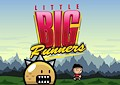 <b>Scappa dal mostro - Little big runners