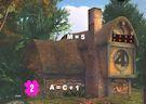 <b>Fuga magico villaggio - Magical village
