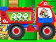 <b>Mario consegna uova - Mario egg delivery