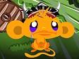 Scimmietta felice samurai - Monkey go happy samurai