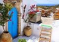 <b>Fuga da Santorini - Oia village escape